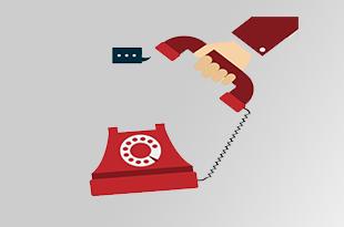 پروژه اعلام خرابی تلفن
