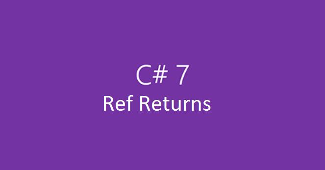 Returns Ref