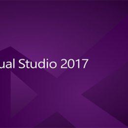 ویژوال استودیو 2017