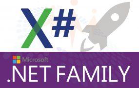 X# عضو جدید خانواده .NET