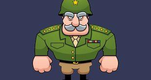 مدیریت پادگان سربازی