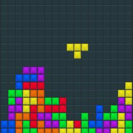سورس پروژه بازی Tetris در WPF