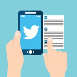سورس پروژه نمایش توییت های Twitter به زبان سی شارپ و WPF