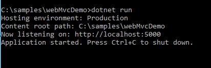 ویژگی های .NET Core 2.0
